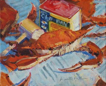 Blue Crabs and Old Bay