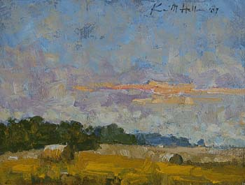 Summer Landscape Near Marceline